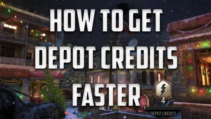 Wanna know how to get Depot Credits and Supply Drops faster in Modern Warfare Remastered? I've got you covered as we go over the best game types and methods. Soon you'll be getting the awesome camos you want a lot faster.
