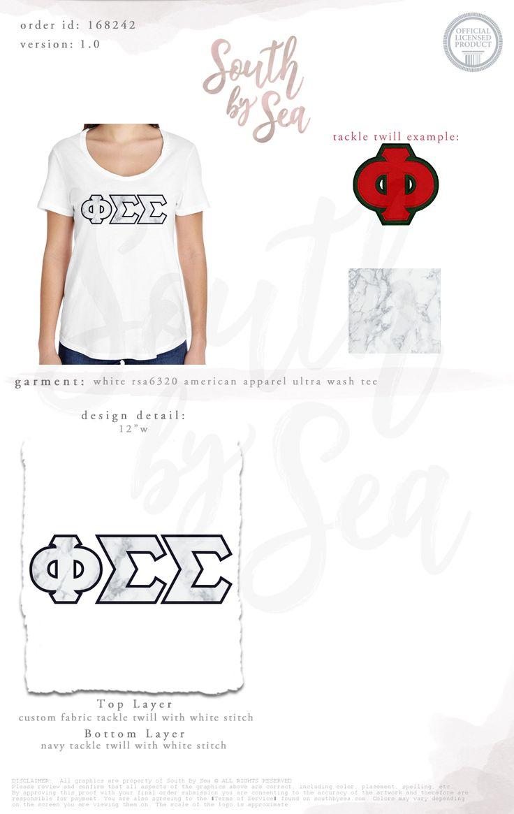 Shirt design white - South By Sea Greek Tee Shirts Greek Tank Tops Custom Apparel Design