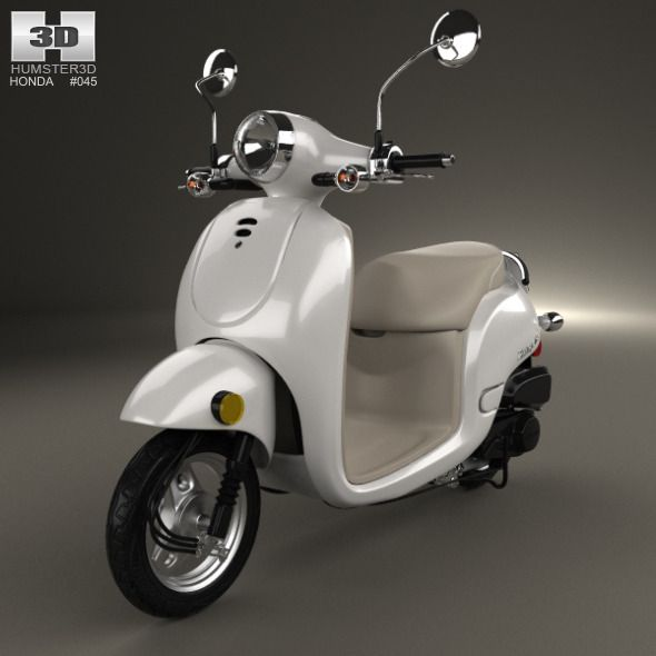 Honda Metropolitan (CHF50) 2013   http://3docean.net/item/honda-metropolitan-chf50-2013/7078851?ref=damiamio       The 3D model was created on real car base. It's created accurately, in real units of measurement, qualitatively and maximally close to the original.  Model formats: - *.max (3ds Max 2008 scanline) - *.max (3ds Max 2008 vray) - *.fbx (Multi Format) - *.obj (Multi Format) - *.3ds (Multi Format) - *.mb (Maya 8.5) - *.lwo (Lightwave 6) - *.c4d (Cinema 4D 11) 	 	 tire's texture is…