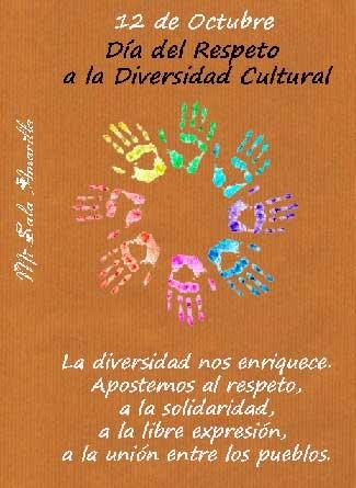 Día diversidad cultural
