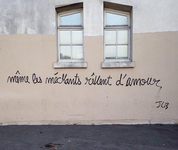 Even tough guys dream of love. Jack Le Black in Paris. (LP)