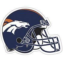 NFL Denver Broncos Magnet