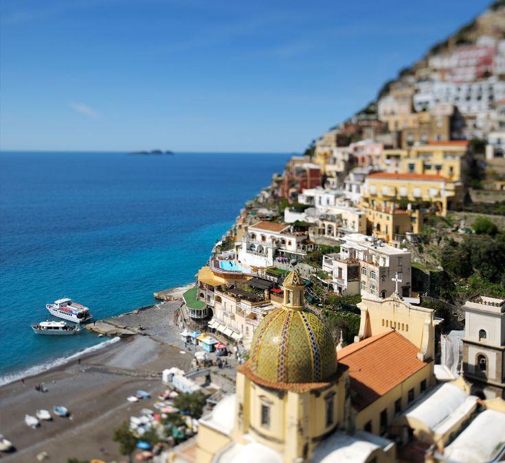 Positano, Amalfi coast..