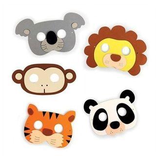 Masques pour enfant animaux