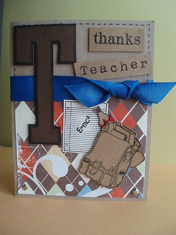 Teachers' Day Card