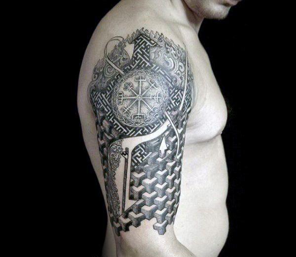 60 Great Tattoos For Men Masculine Design Ideas Sleeve Tattoos Tattoos For Guys Tattoo Sleeve Men