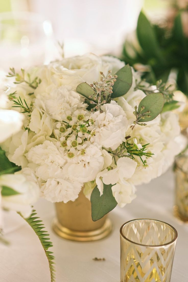 Weddings flower arrangements white and gold floral decor flowers weddings flower arrangements white and gold floral decor mightylinksfo