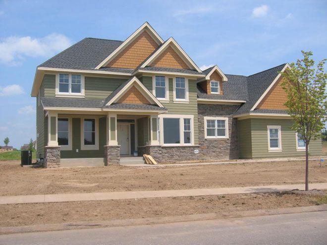 Exterior Paint Colors Combinations Green 25+ best house paint color combination ideas on pinterest
