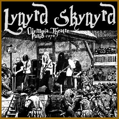 ~ 1974 | rock rare collection fetish: LYNYRD SKYNYRD - Olympia Theatre Paris ...