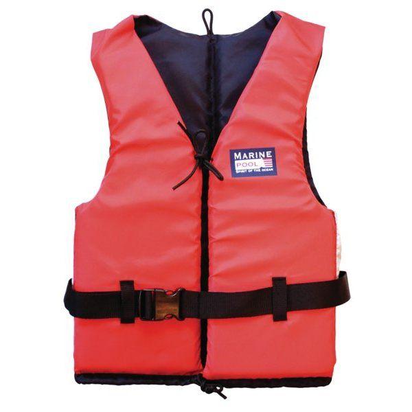 Спасательный жилет из неопрена Marinepool ISO Active 50N более 90 кг  - Артикул: 9557202026;  - Производитель: Marinepool;  - Страна произв-ва: Германия