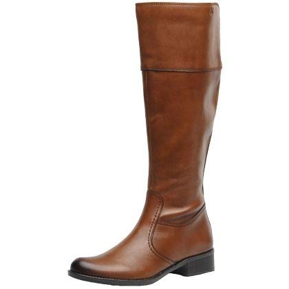 Schöne cognacfarbene Stiefel von Caprice. - etwas klassischer...
