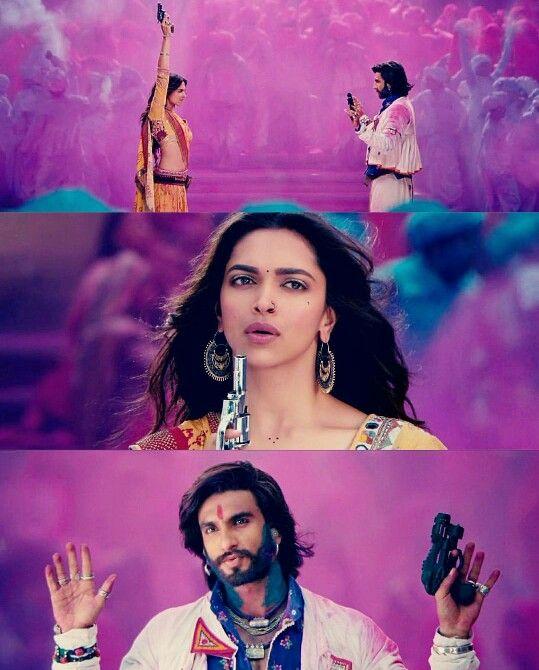 Ramleela - Deepika & Ranveer