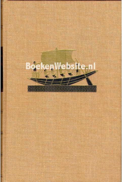 De Blauwe Nijl  Auteur: Alan Moorehead (Ned. Boekenclub 1962)