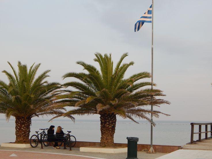 Παραλία Κατερινης #отпуск #путешествия #παραλιακατερινης #διακοπες #паралия_катерини #каникулы