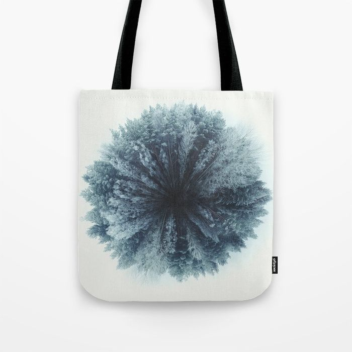 Forest world Tote Bag by HappyMelvin | Society6