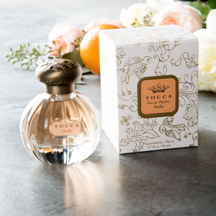 On my list to try. Tocca Stella's scent is best described as slightly sweet and fresh scent infused with notes of blood orange. It's Joanna Gaines' favorite.