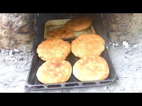 Como Hacer Pan Casero Tradicional Receta - YouTube