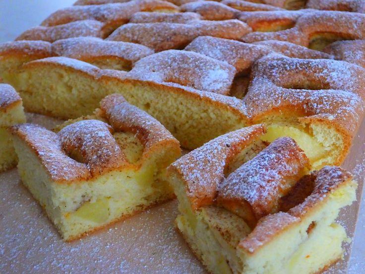 Smak Zdrowia: Ciasto z jabłkami