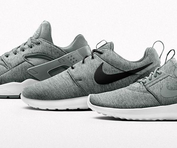 The upcoming NIKEiD Prime Fleece collection features the Roshe One, Air  Huarache Run and Juvenate, all showcasing lightweight fleece construction.