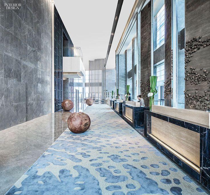 IIDA Award Winner Westin Chongqing Liberation Square By CCD Cheng Chung Design