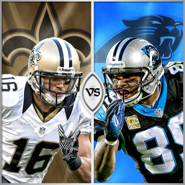GAMEDAY! The New Orleans Saints battle the Carolina Panthers at Noon CT on FOX #Saints #Panthers #NFL