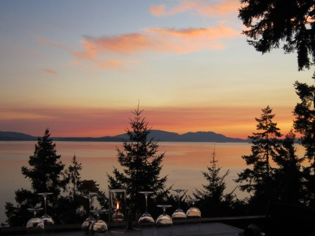 Chuckanut Drive, Bellingham Washington