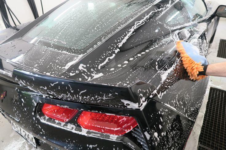 Bessere Qualität mit einer Handwäsche... www.avp-autopflege.ch