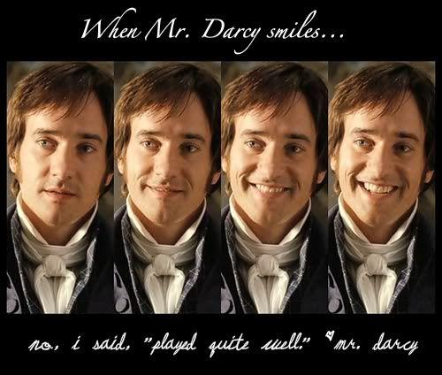 Mr Darcy :D