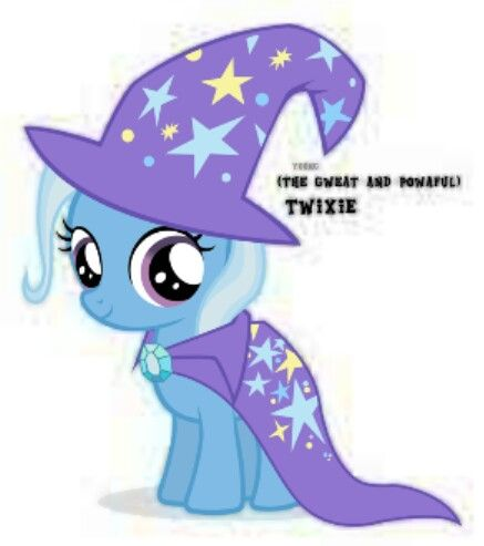 Trixie (the gweat and powerful)