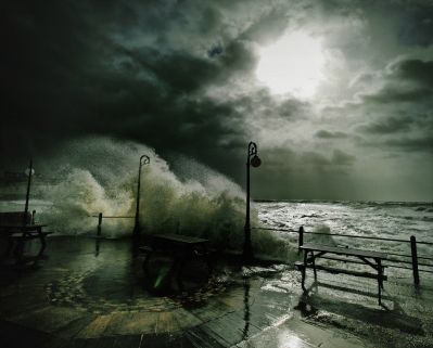 Storm: Stormy Weather, Bays, Isle Of Wight, Nature S, Storms, Photo, Mother Nature