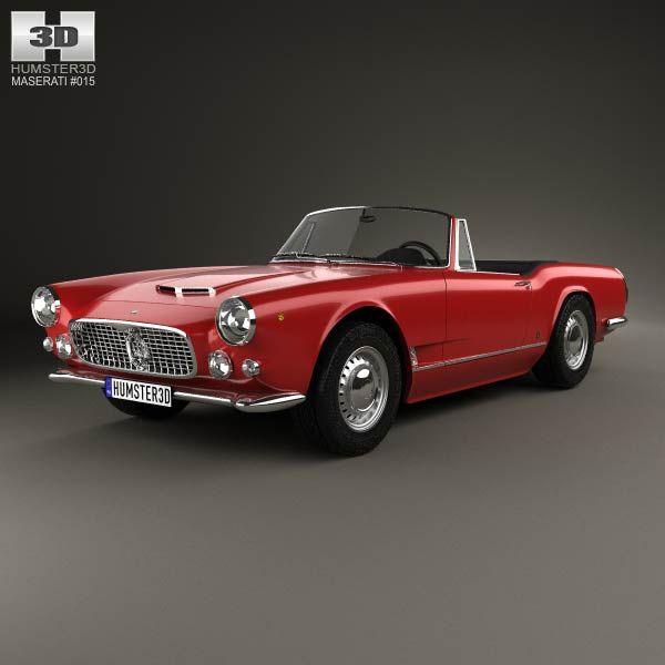 E320 Mercedes Platinum: 17 Best Images About Maserati 3D Models On Pinterest
