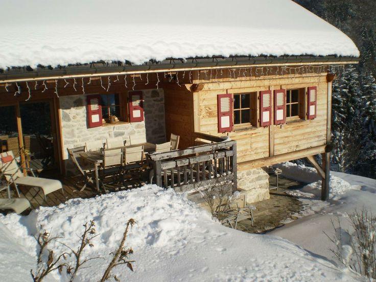 Gîte Gîte Le Pré Riant Ref. : 280033   à Thônes - Haute-Savoie