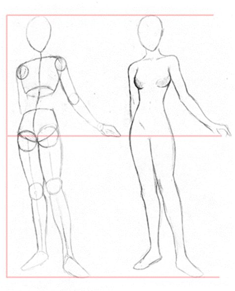 The 37 best images about sketching figures on Pinterest | Figure ...