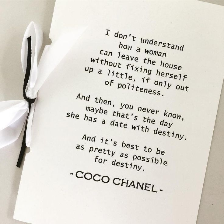 Love Finds You Quote: 1000+ Chanel Quotes On Pinterest