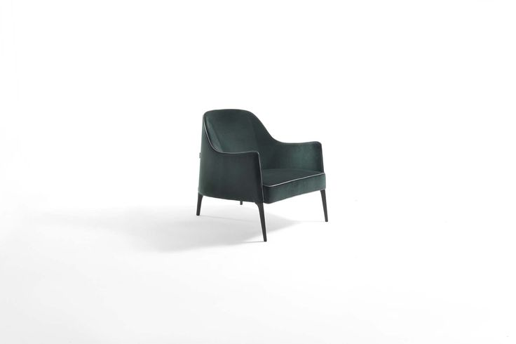 Inspired by eighteenth century French models, the original birthplace of the first Bergère armchairs, this item i ...