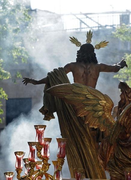 El Resucitado, Domingo de Resurreción, Semana Santa Sevilla 2012