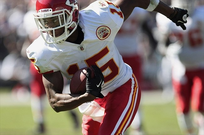 Steve Breaston - KC Chiefs - WR