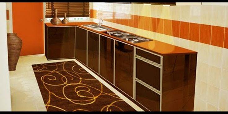 Berkongsi Gambar Hiasan Rumah Teres Setingkat: Contoh Reka Bentuk Dapur Rumah Teres