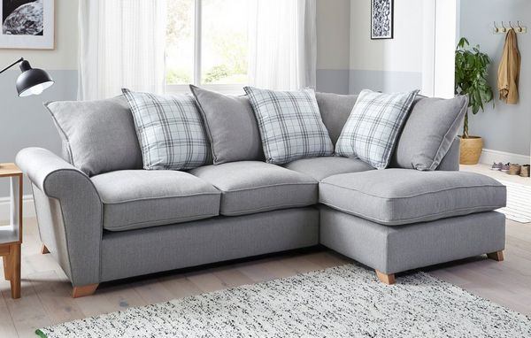 Corner sofa beds in both fabric & leather | DFS