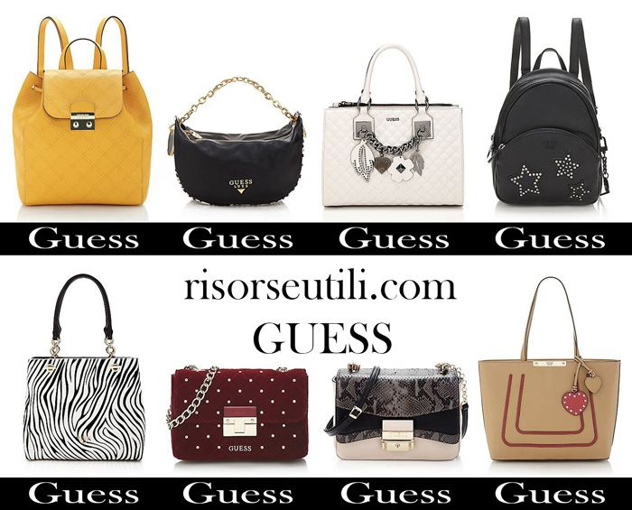 Handbags Guess fall winter 2017 2018 women bags