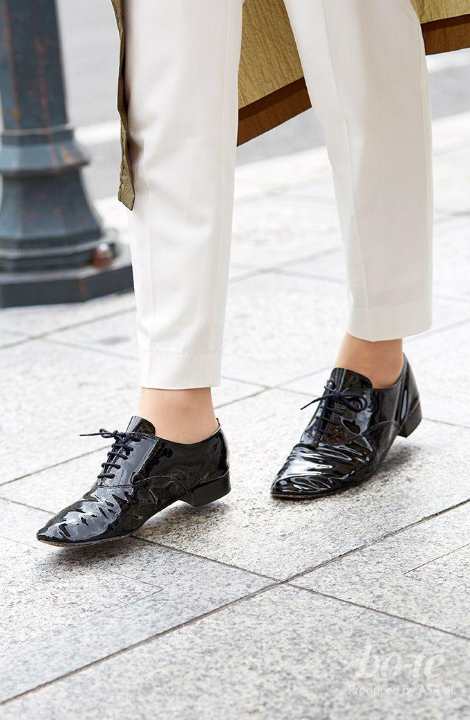 アクティブコーデで街を散策!7#repetto #レペット #shoes