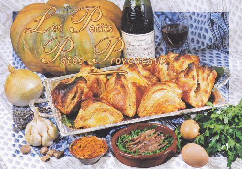 Petits pâtés provençaux