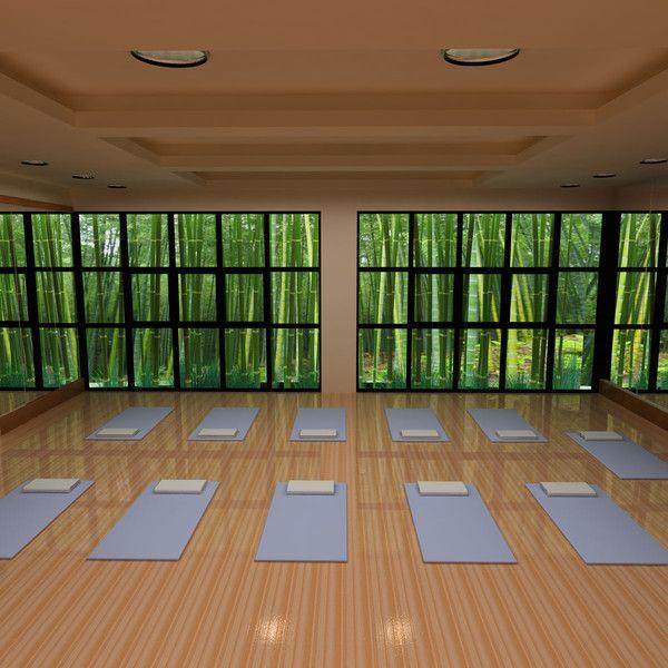 Yoga Studio Lighting Ideas: 18 Best Meditation Yoga Room Images On Pinterest