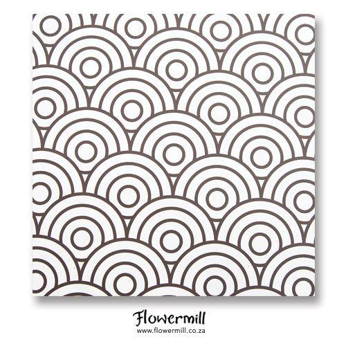 Lollipop Sea Metalic Gift Wrap www.flowermill.co.za