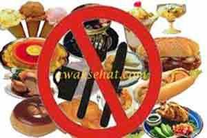 Mari jaga kesehatan ibu, istri saudara dan kakak kita semua dengan memberikan informasi mengenai jenis makanan yang dilarang dikonsumsi bagi wanita yang sedang hamil