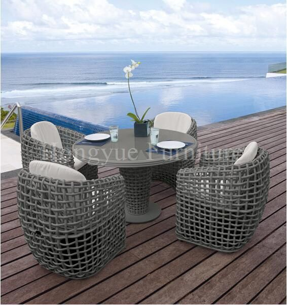 Find More Dining Room Sets Information about Round rattan dining set table chairs,High Quality chair standard,China chair and table Suppliers, Cheap chair camping from Hongyue Cane Skill Furniture on Aliexpress.com