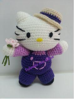 Patron Hello Kitty Grande Amigurumi : 17 Best images about amigurimi on Pinterest Free pattern ...