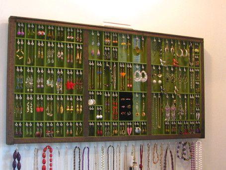 Jewelry Storage Solutions 7 Ways To Unjumble Including Diy
