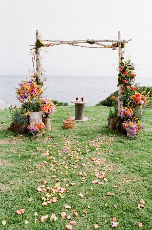 """Adoro este tipo de cerimônia livre, isenta das tradicionais """"obrigações sociais"""". Para mim, é um dos pilares da felicidade. Saiba mais em www.soufeliz.pt"""