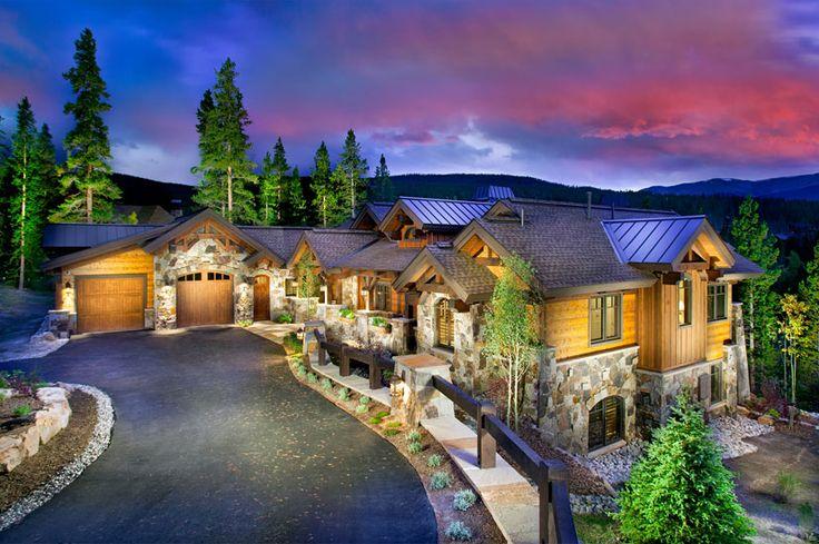 more magic from Pinnacle Mountain Homes